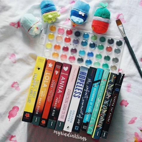 Make Books Your New Hobby
