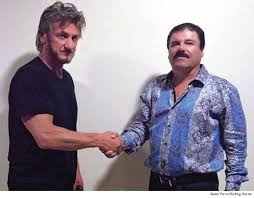El Chapo's meetings with actors and producers like Sean Penn are what ultimately led to his arrest.
