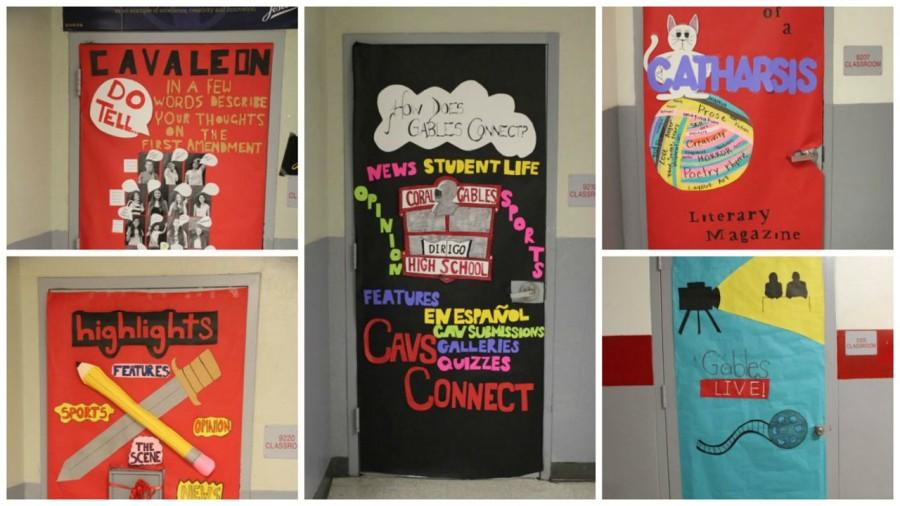 Pick Your Favorite CAF&DM Door