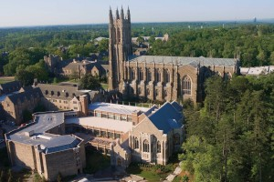 Duke University is a great school, largely recognized for its academic excellence in business, engineering, law, and medicine.