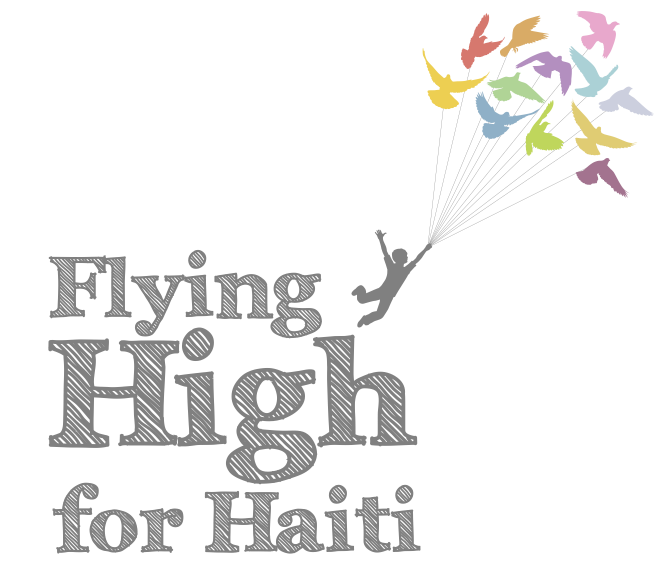 This years Bridge for Peace cause is Flying High for Haiti.