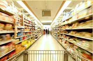 Grocery store shoppers are faced with so many choices yet most shoppers purchase name brand products regardless of the price difference.