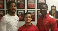Gee Stanley, Shakur Cooper, and Anthony Vizcaino are athletes of the week for their dedication and hard work.