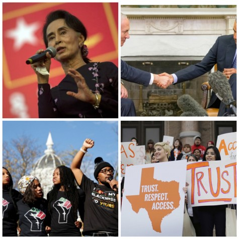 This week: Myanmar elections, Obama and Netanyahu meet, Mizzou protests lead to changes and Supreme Court to hear abortion case.