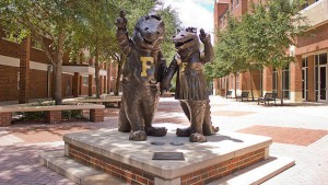 University of Florida is largely known fro the college experience it provides for its students, with a 95.8% student satisfaction rate.