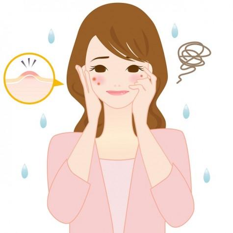 Como mantener un rostro limpio y libre de acné