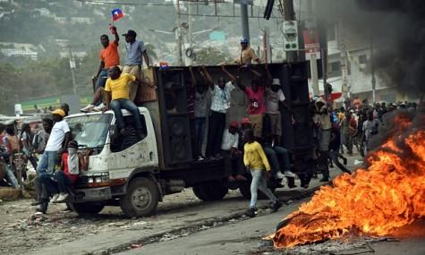 Haiti in Presidential Crisis