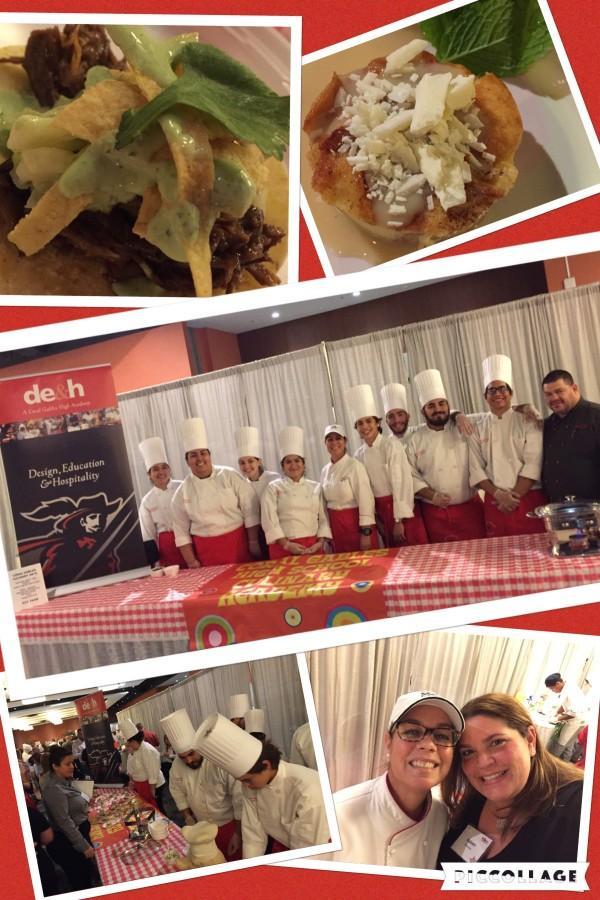 Congrats to all who won Culinary Awards