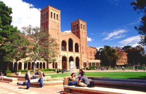 The University of California Los Angeles is a recognized large public school.