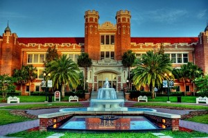 Florida State University (FSU) is a recognized school for its arts, humanities, and recognized leadership in the sciences.