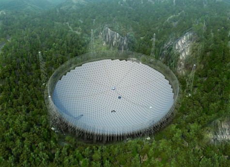 9,000 Chinese People Displaced to Build Telescope