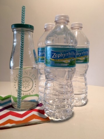 Keep a water bottle in your study space so you can stay hydrated.
