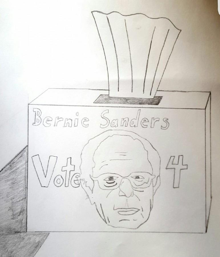 Bernie Sanders is popular among millennial. But will said millennials go out to vote?