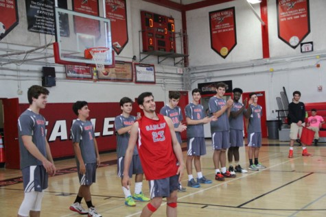 Gables Boy's Volleyball Takes a Loss Against Southwest
