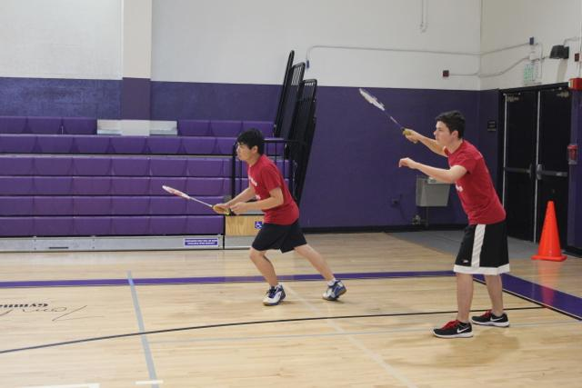 Gables Badminton Clears Out Southwest