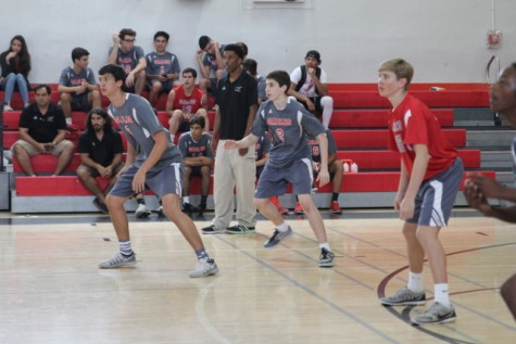 Boys JV Volleyball Takes A Loss Against Coral Park Rams