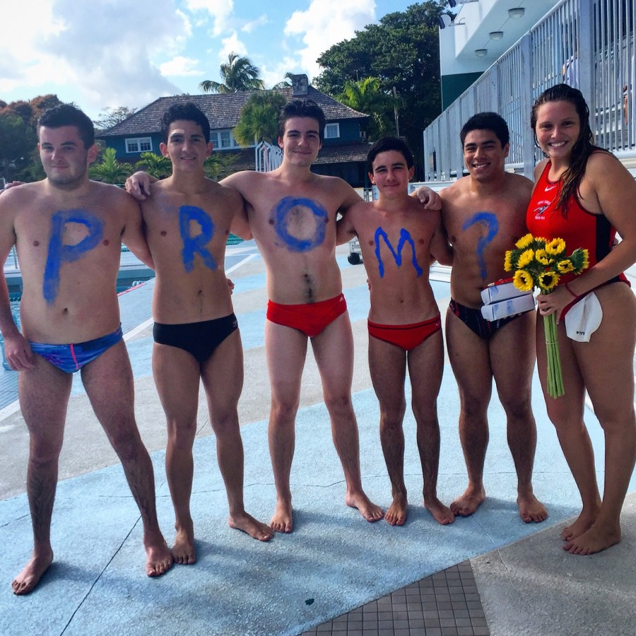 An easy way to make your promposal more personal is to base it off the likes and dislikes of the person your asking.