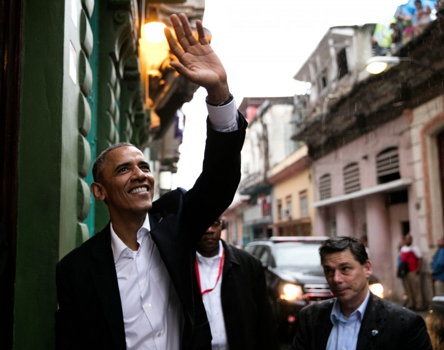President Obama strove to make amends with the Cuban government, in an effort to end a lengthy, hostile relationship.