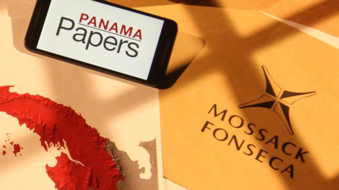 Mossack Fonseca is the headquarters for the leak of the Panama Papers