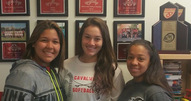 Athletes of the Week: Natalie Regalado, Victoria Garcia, Aliana Bonilla
