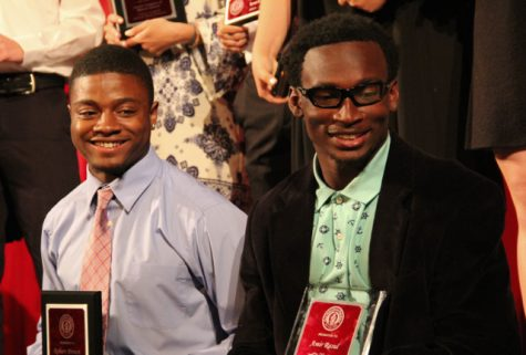Cavaliers Honored at Awards Ceremony