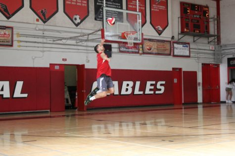Gables Boys Volleyball Take Loss Against Ransom Everglades