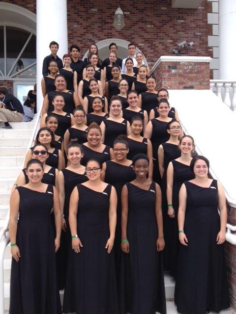 Support Cavalier Chorus on April 28!