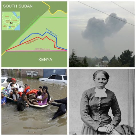 South Sudan gunmen attack in Ethiopia, Kabul attack claimed by the Taliban, deadly Houston floods, Tubman to be on the $20 bill and more in this week's recap.