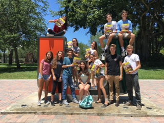 Cavaliers tackle study season for APs at University of Miami.