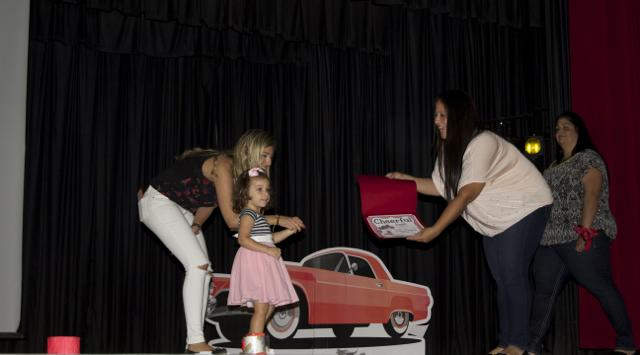Little Cavaliers Graduate To Grease Lightning