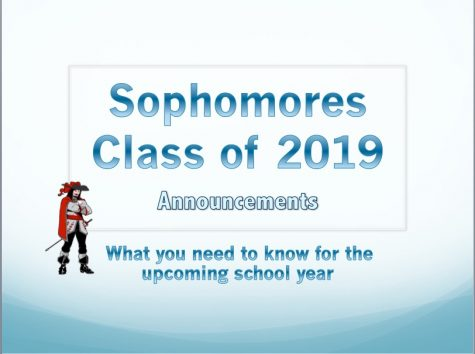 Sophomore Class: Fundraising 101