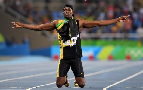 Gone with the Gold: Usain Bolt's Winning Streak