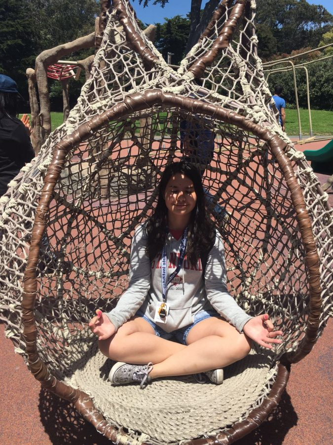 Angie Lopez: A Stanford Summer