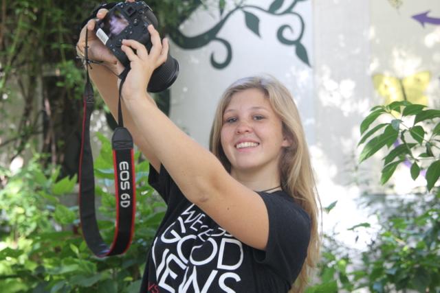 Sara Saliamonas, Photographer