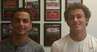 Athlete of the Week: Anthony Puntonet & Kristopher Moll