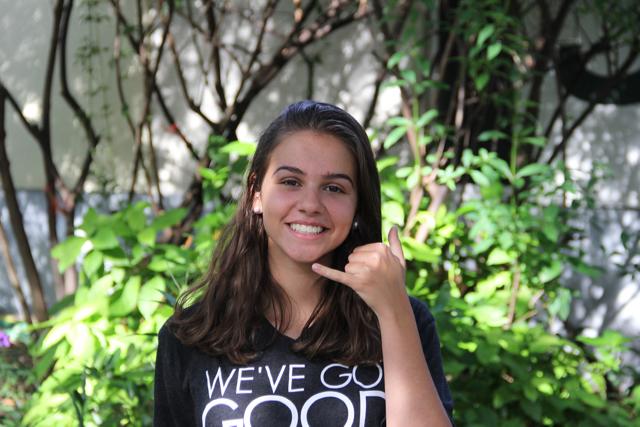 Emily Simon, Features & Student Life Editor