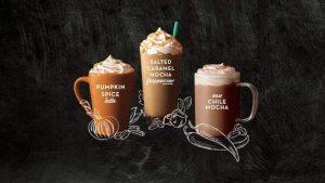 Starbucks announces new drinks!