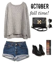 October call for fall clothing!