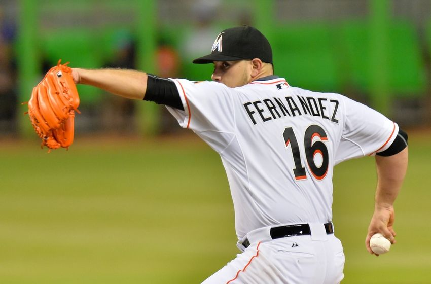 Marlins ace Jose Fernandez  killed in Miami boating accident.