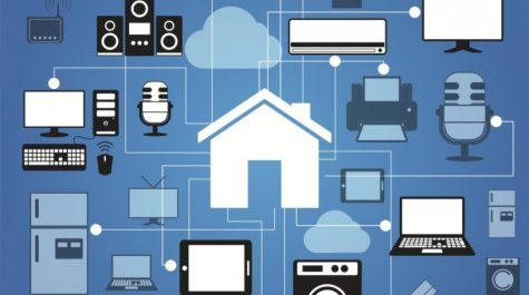 Smart homes integrate all sorts of technology into running your home.