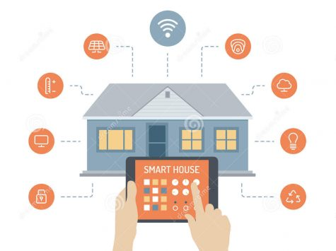Smart homes could be controlled with just your smart hone which makes people question just how secure the system is.