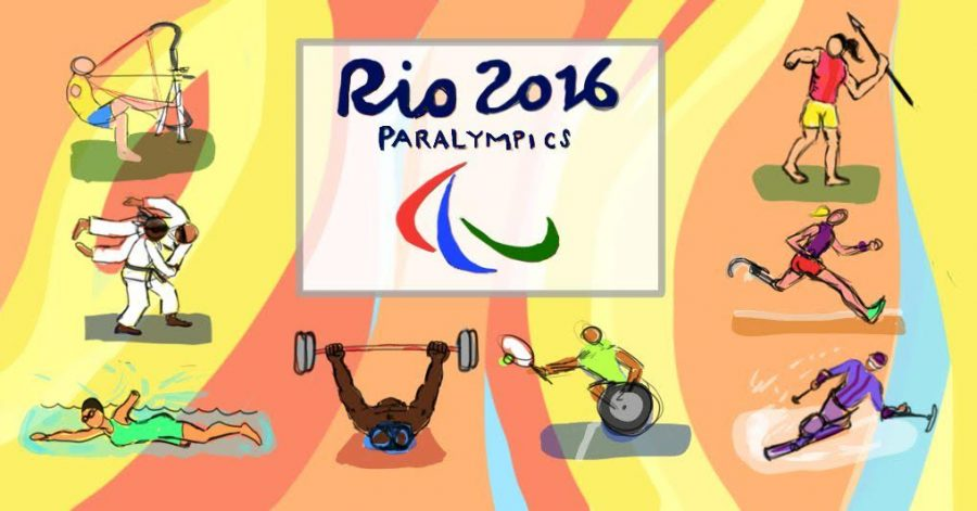 The Rio 2016 paralympic games have been known to  bring together a wide range of incredible athletes