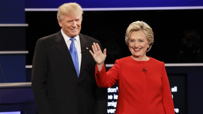 El primer gran debate presidencial