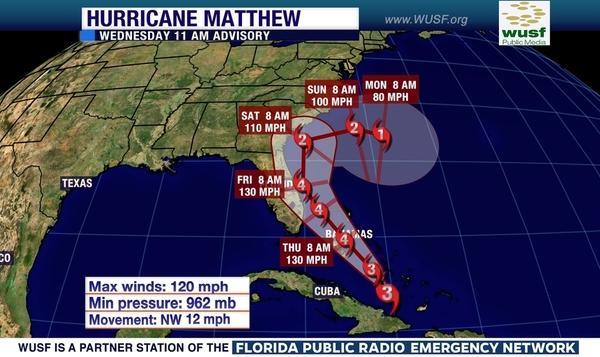 El+hurac%C3%A1n+Matthew+se+convierte+en++categor%C3%ADa+cinco.