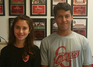 Athlete of the Week: Amy Ransom & Christopher Rodriguez
