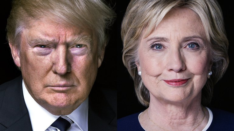 Hillary+Clinton+and+Donald+Trump+have+outlined+their+plans+for+their+first+100+days+in+office.