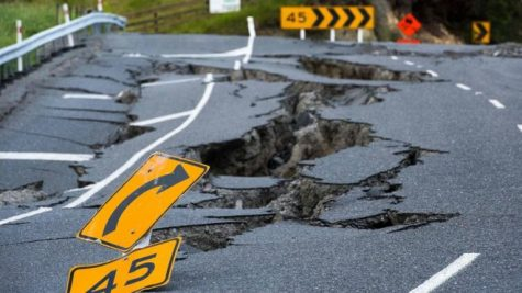 7.8 magnitude earthquake strikes in New Zealand, resulting in devastating consequences.