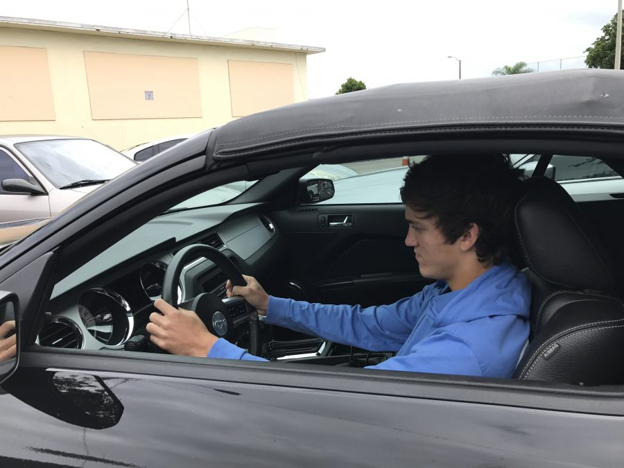 The Florida driver's test is often criticized for being too easy.