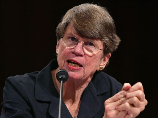 The first woman to serve as U.S. Attorney General died at age 78 on Monday.