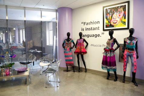 The Miami Fashion Institute, allows for students to discover the world of fashion.